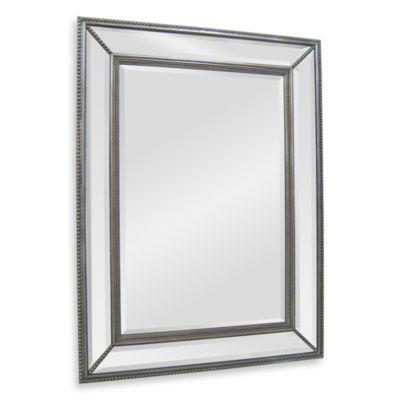 """Ren-Wil Phoebe 51"""" x 40"""" Mirror"""