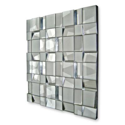 Ren-Wil 40-Inch x 40-Inch Quartz Mirror