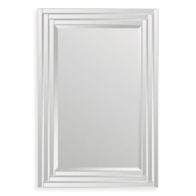 Ren-Wil Brynn 36-Inch x 24-Inch Mirror
