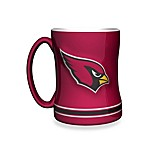 Arizona Cardinals 15-Ounce Sculpted Coffee Mug