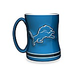 Detroit Lions 15-Ounce Sculpted Coffee Mug