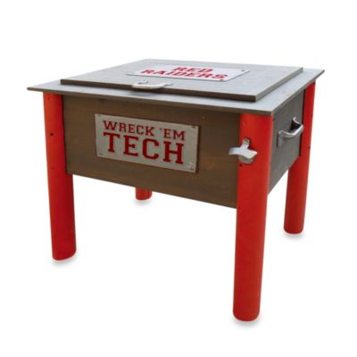 Texas Tech University 54-Quart Collegiate Cooler