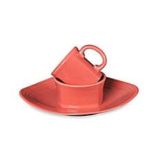 Fiesta® 3-Piece Square Place Setting in Flamingo