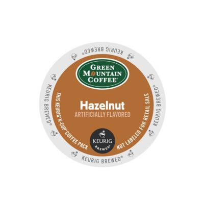 K-Cup® 18-Count Green Mountain Coffee® Hazelnut Coffee for Keurig® Brewers
