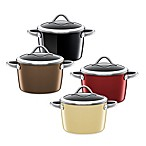 WMF Silit Ceramic 5-Quart Covered High Casseroles