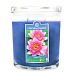 Colonial Candle® Water Lily 22-Ounce Large Oval Jar Scented Candle