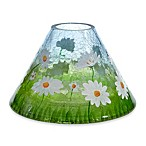 Yankee Candle® Daisy Crackle Jar Shade