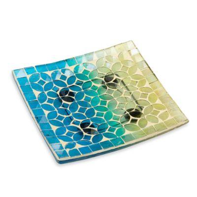 Yankee Candle® Paradise Mosaic Candle Tray