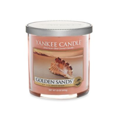 Yankee Candle® Golden Sands™ Small Lidded Candle Tumbler
