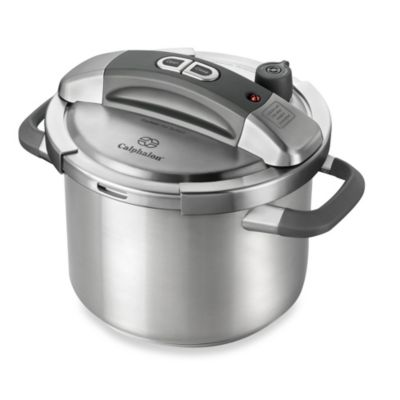 Calphalon® 6-Quart Stainless Steel Pressure Cooker