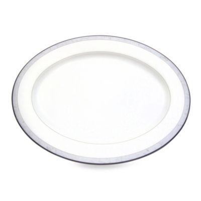 Nikko Courtyard Oval Platter
