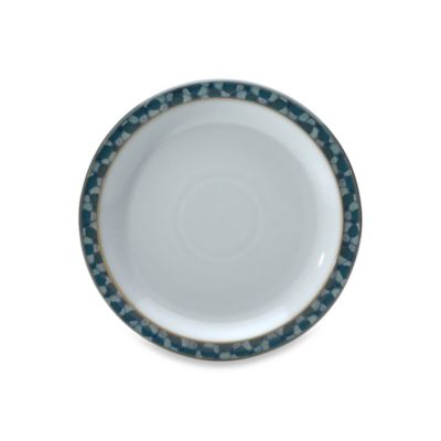 Denby Azure Shell 9-Inch Salad Plate