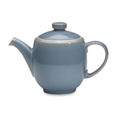Denby Azure 7-Inch Teapot with Lid