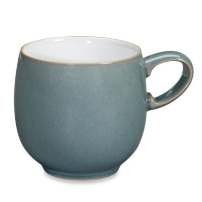 Denby Azure 10.1-Ounce Small Mug