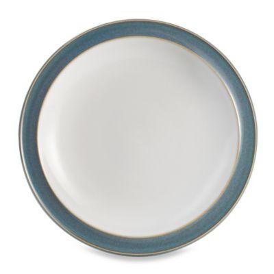 Denby Azure 7.25-Inch Tea Plate