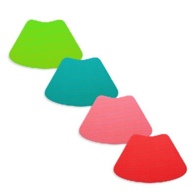Red Wedge Placemats