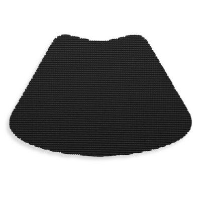 Kraftware™ Fishnet Wedge Placemats in Black (Set of 12)