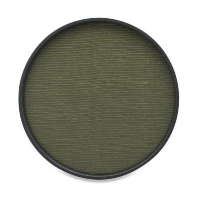 Black Green Tray