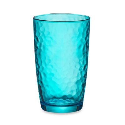 Bormioli Rocco Palatina Cooler Glasses in Blue (Set of 6)