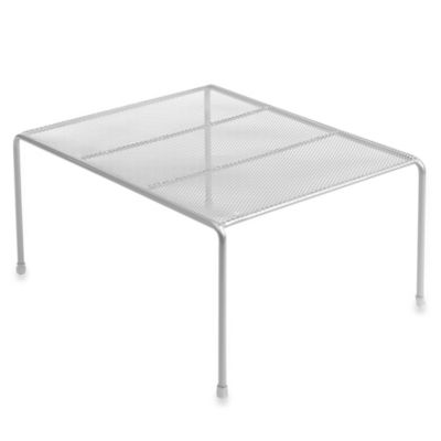 Seville Classics® 12-Inch Mesh Shelf