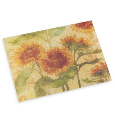 CounterArt® Reflections of Sun Cutting Board