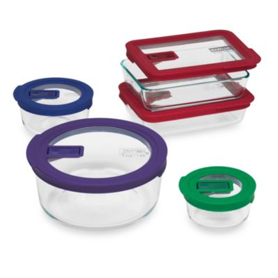 Pyrex Container Set