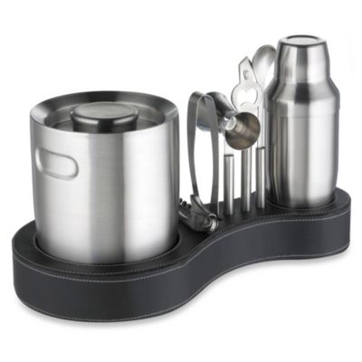 Countertop Barware 8-Piece Bar In A Box III