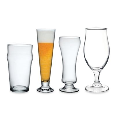 Bormioli Rocco Craft Beer Glasses (Set of 4)