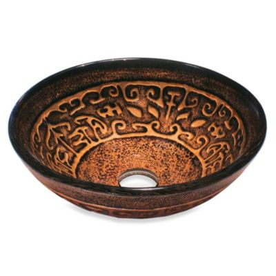 Vigo Golden Creek Vessel Sink
