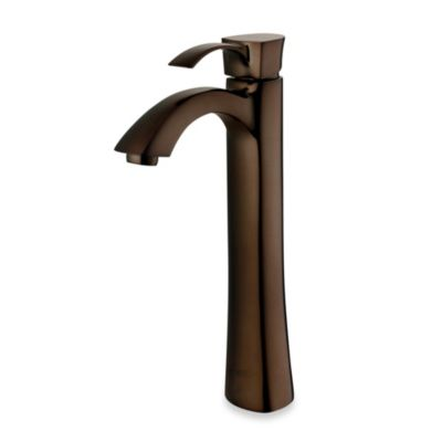 Rubbed Bronze Faucets