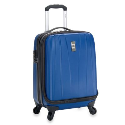 Delsey Helium Shadow 19-Inch Hardside International Carry-On in Blue