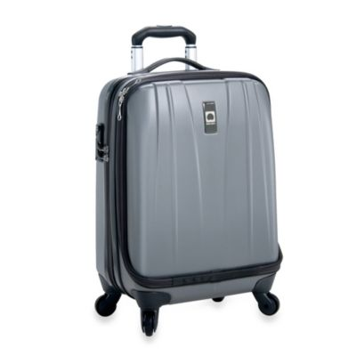 Delsey Helium Shadow 19-Inch Hardside International Carry-On in Grey