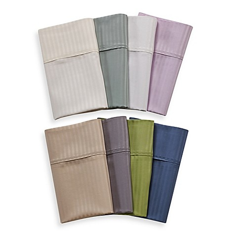 Eucalyptus Origins™ Tencel® Stripe Queen Sheet Set
