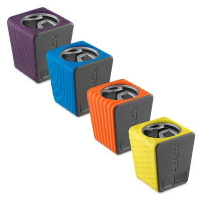 HMDX® Burst™ Portable Rechargeable Speaker
