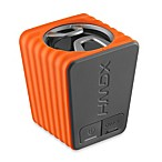 HMDX® Burst™ Portable Rechargeable Speaker in Orange