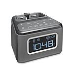 HMDX JAM Zzz™ Bluetooth® Alarm Clock in Grey