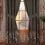 Browning Whitetails 84-Inch Window Curtain Panel Pair