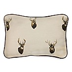 Browning Whitetails 14-Inch x 20-Inch Square Pillow