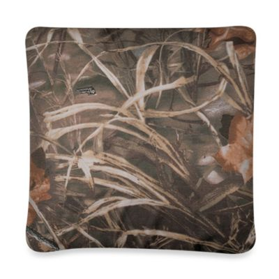 Realtree® Max 4 18-Inch Square Toss Pillow