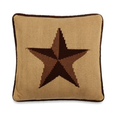 Wilderness Ridge Star Pillow
