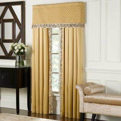 Bombay® Arden Window Valance