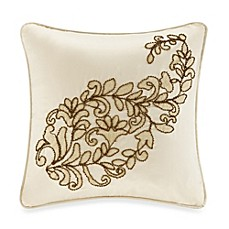 Bombay™ Arden Beaded 16-Inch Square Throw Pillow