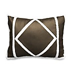 Barnwood Patch 12-Inch x 16-Inch Toss Pillow
