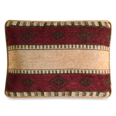 Croscill® Navajo Boudoir Throw Pillow