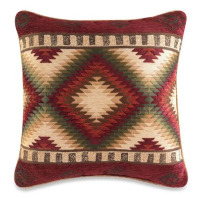 Croscill® Navajo Square Throw Pillow