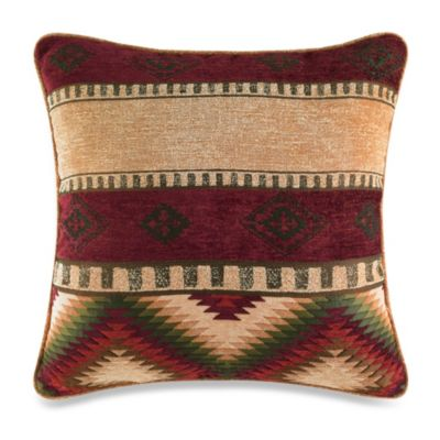 Croscill® Navajo Fashion Throw Pillow
