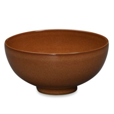 Denby Fire Sage 8.5-Inch Rice Bowl
