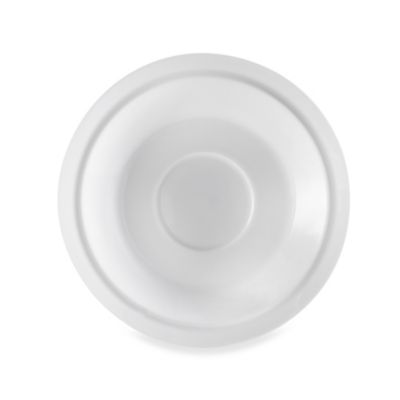 Denby Saucer in White
