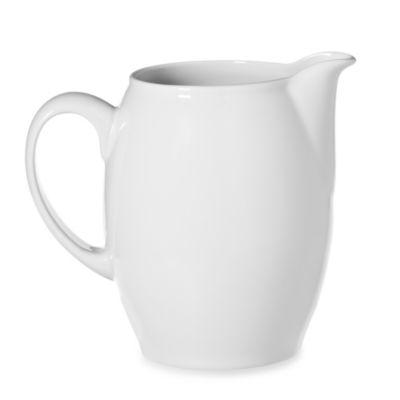 Denby Large Jug in White