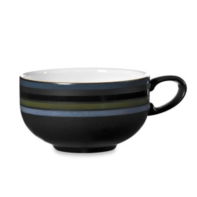 Denby Jet Stripes Teacup